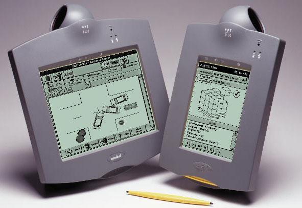 Symbol PPT 4600 Mobile Computer