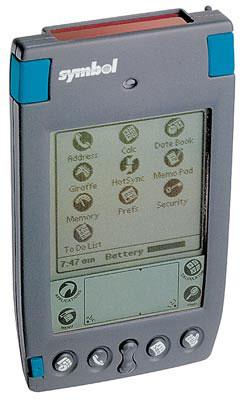 Symbol SPT 1500 Mobile Computer