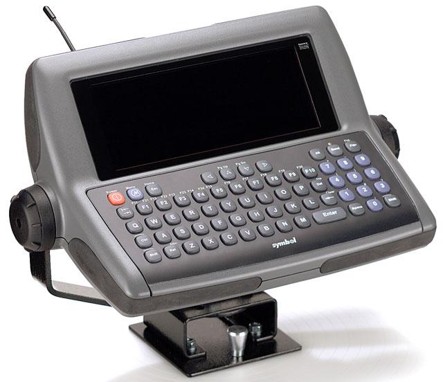 Symbol VRC7900 Terminal