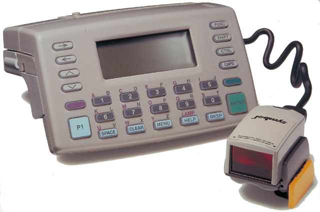 Symbol WSS 1040, WSS 1049 Mobile Computer