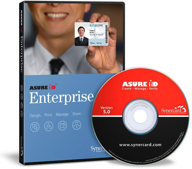 Photo of Synercard Asure ID Enterprise ID Card Software