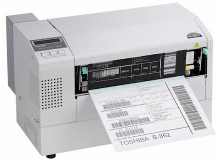 Toshiba TEC B-852R Printer