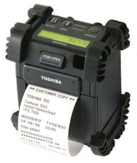 Toshiba TEC B-EP2 Portable Printer