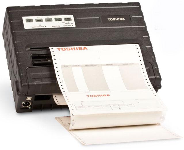 Toshiba TEC MD-480i Printer