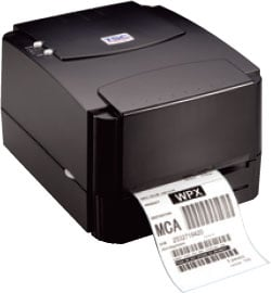 TSC TTP-244 Plus Printer