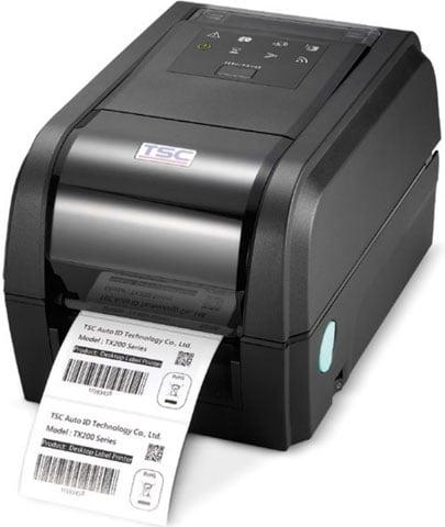 TSC TX200 Series Barcode Label Printer