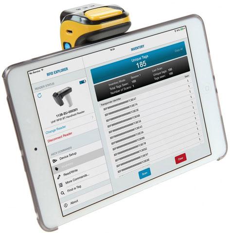 TSL 1153 RFID Reader