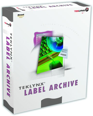Teklynx LABEL ARCHIVE Barcode Software