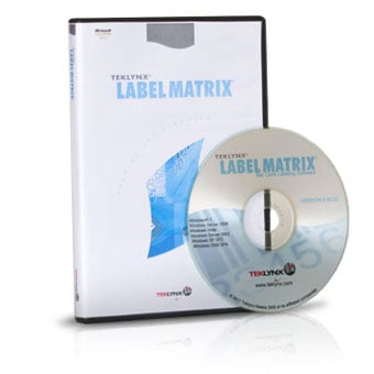 Teklynx LABELMATRIX Barcode Software