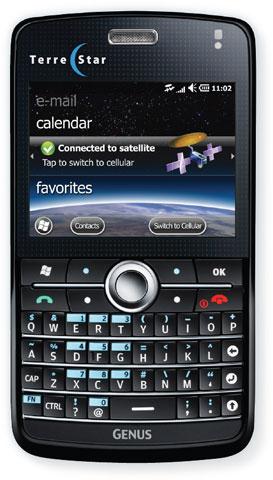 TerreStar GENUS Mobile Computer