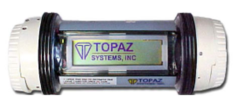 Topaz LinkGem 1x5 Wireless Signature Capture Pad