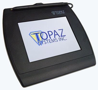 Topaz T Lbk57gc Bbsb R Signature Capture Pad Best Price