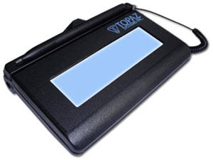 Topaz SignatureGem 1x5 LCD Signature Capture Pad