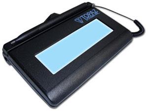 Topaz SigLite LCD 1x5 Signature Capture Pad