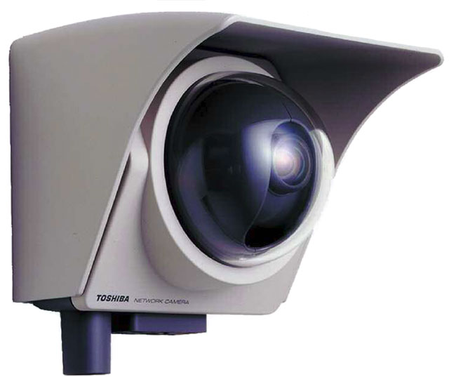 Toshiba IK-WB15A Surveillance Camera
