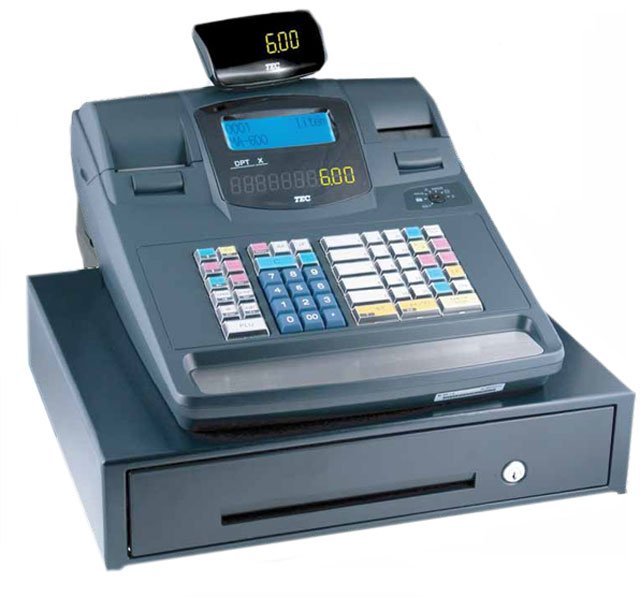 Toshiba Ma 600 1 Q Us Pos Cash Register System Best