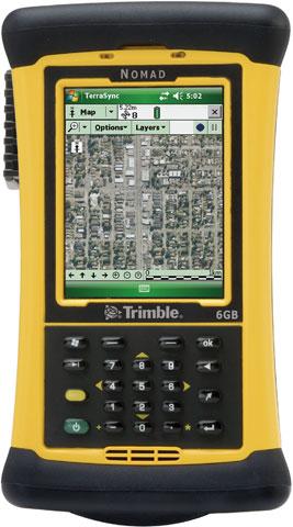 Trimble Nomad Mobile Computer