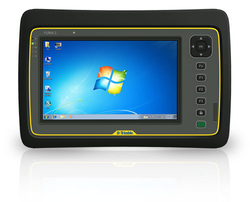 Trimble Yuma 2 Tablet Computer