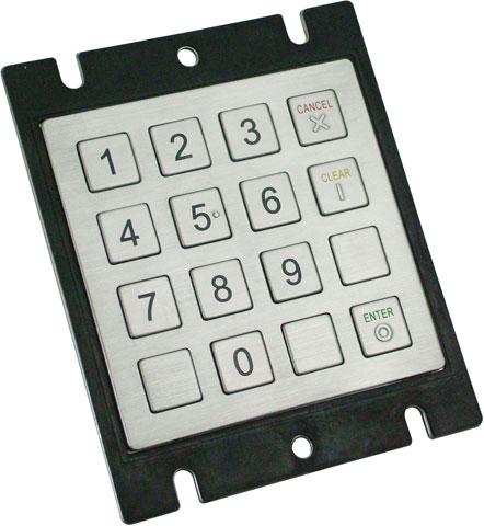 UIC EPP790 Series Payment Terminal