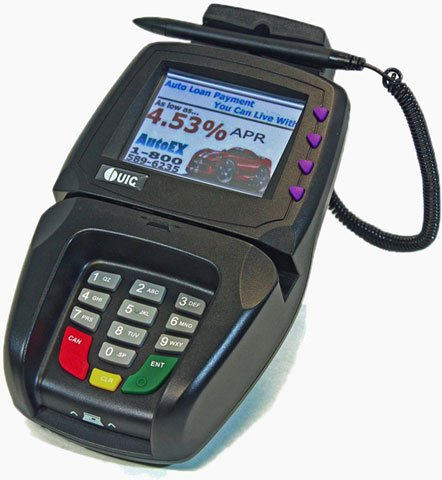 UIC PP795 Payment Terminal