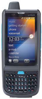 Unitech PA690 Mobile Computer