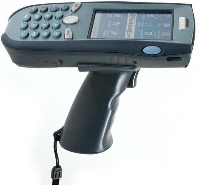 Unitech PA963 Mobile Computer