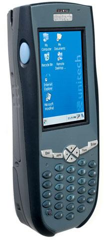 Unitech PA966 Mobile Computer