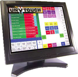 UnyTouch Stingray Series Touchscreen