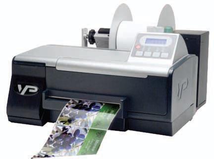 VIPColor VP485 Barcode Label Printer: VP1-485STD