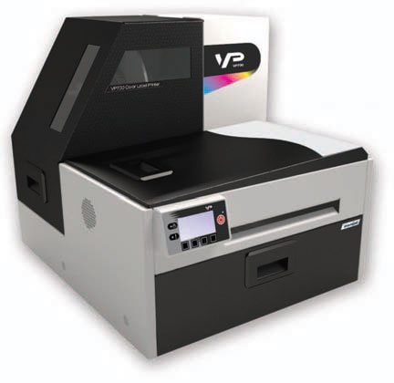 VIPColor VP700 Color Label Printer Color Label Printer