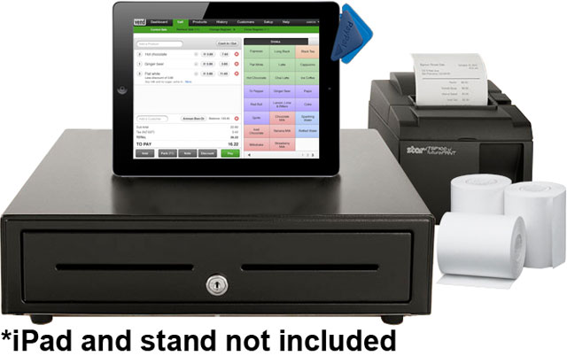 Vend Basic POS System - Research, Buy, Call for Advice.
