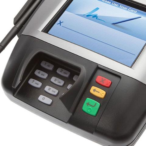 VeriFone MX 880 Payment Terminal
