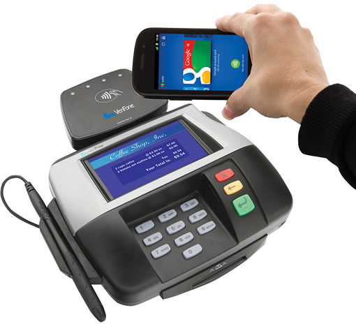VeriFone MX860 Payment Terminal