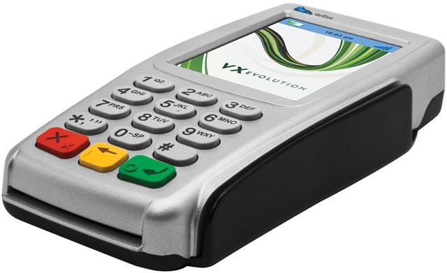 PIN Pad VX 820 de Verifone