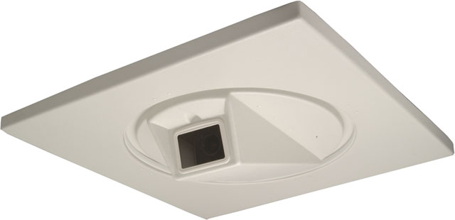 Videolarm RC200 Ceiling Mount WedgE Surveillance Camera Housing