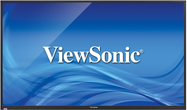 ViewSonic CDE6500-L Digital Signage Display