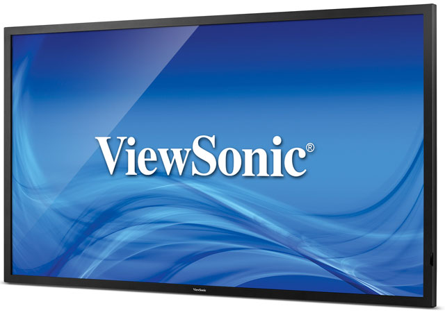 ViewSonic CDP5560-L Digital Signage Display