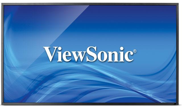 ViewSonic CDP5562-L Digital Signage Display