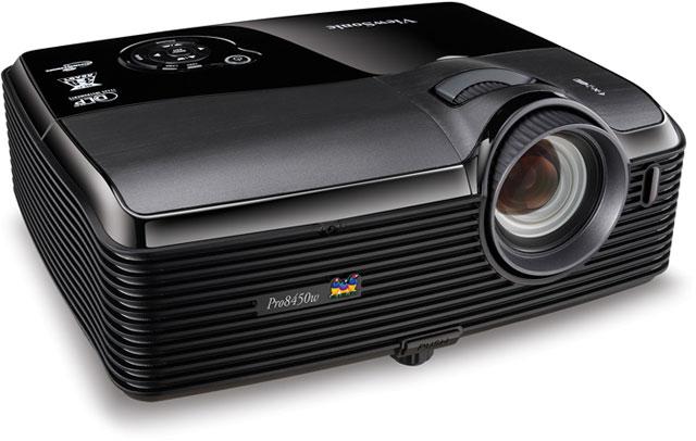 ViewSonic Pro8450w