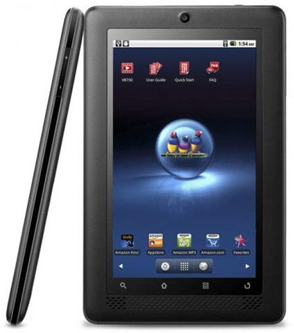 ViewSonic ViewBook 730 Tablet Computer
