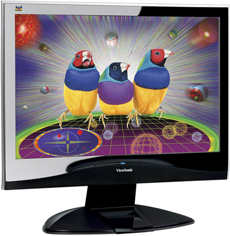 ViewSonic VX1932wm-LED POS Monitor