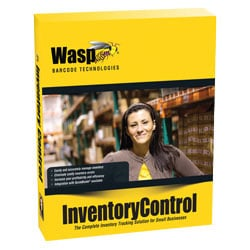 Wasp Inventory Control Inventory Software: 633808342050