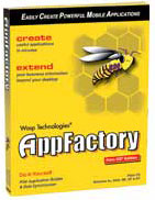 Wasp AppFactory Inventory Software