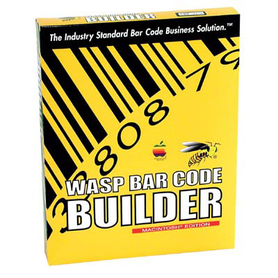 Wasp Bar Code Builder Barcode Software - Best Price Available Online