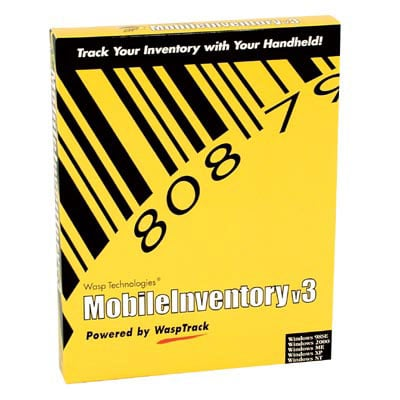 Wasp MobileInventory Inventory Software