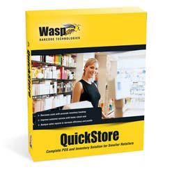 Wasp QuickStore POS