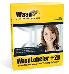 Wasp WaspLabeler +2D Barcode Software