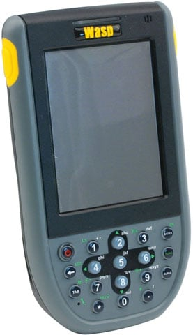 Wasp WPA1200 Mobile Computer