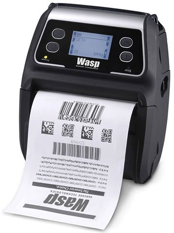 Wasp WPL4M Portable Printer