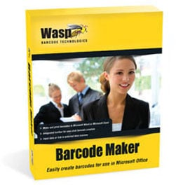 Wasp BarcodeMaker Barcode Label Software: 633808105167